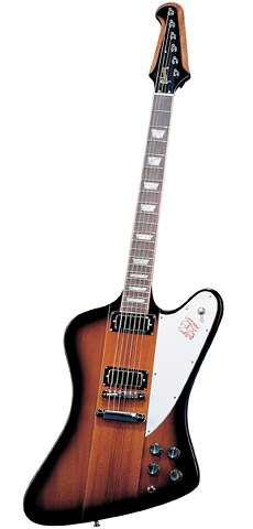 Gibson Firebird V Electric Guitar Picture