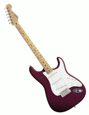 Fender Strat Electric Guitar