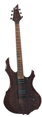 ESP LTD F100FM Flame Maple Electric Guitar