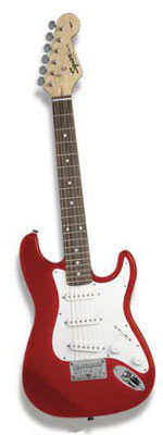 Squier Affinity Mini Strat Electric Guitar