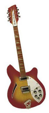 Rickenbacker 360/12 12-String Semi-Hollowbody Electric Guitar